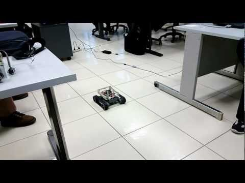 Natural User Interface with Kinect and .NET Gadgeteer (1)