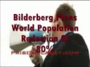 Bilderberg Plans World Population Reduction Of 80,airplane