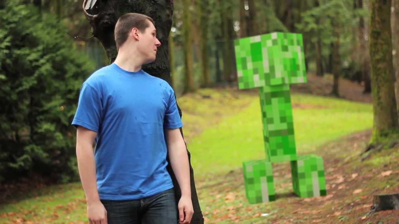 Minecraft: Steve's Adventure - YouTube