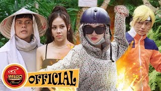 Mì Gõ | Tập 180: Thoát Y Chi Thuật - Ninja Lead vs Zero 9 (Phim Hài Hay 2018)
