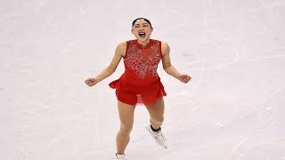 Nagasu gets triple axel turning the history of skating in first American woman in Olympic Games