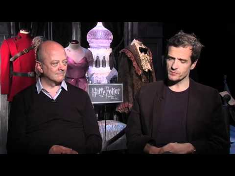 David Barron And David Heyman On Harry Potter And The Deathly Hallows: Part One
