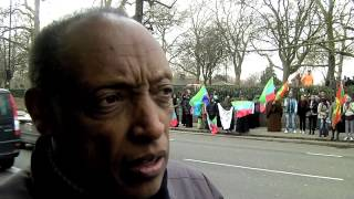 Public Demonstration in London to Expose the Human Rights Violations of the TPLF Government; 18 January 2014