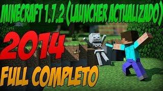 Como Descargar Minecraft 1.7.2 (Launcher Actualizado) Full