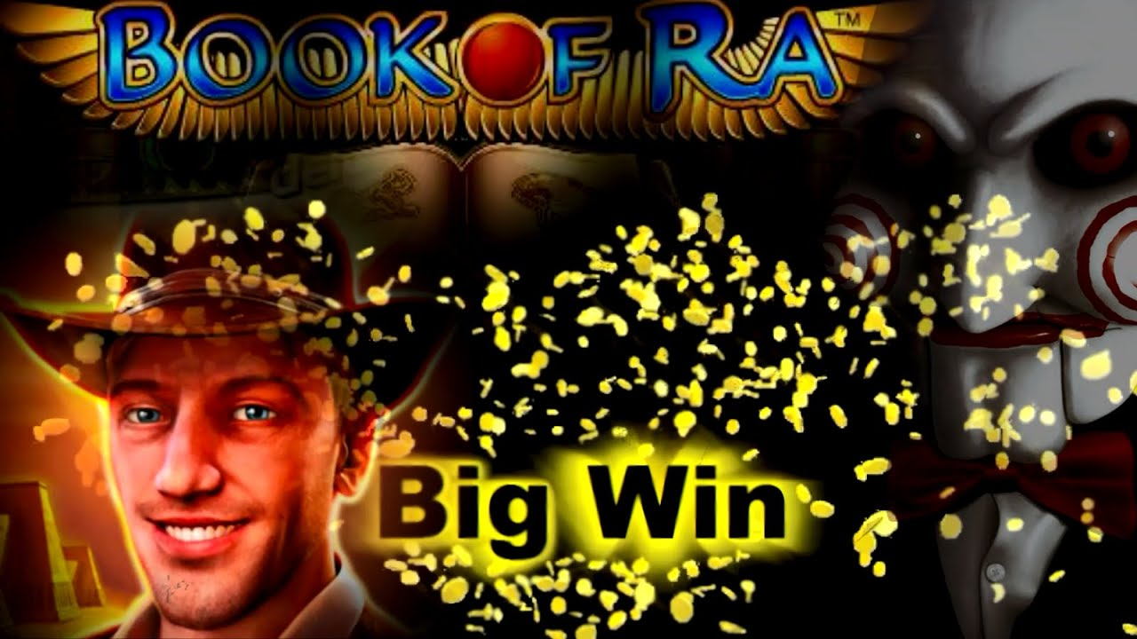 book of ra big win