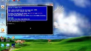 Run Turbo C Compiler In Windows 7 And Vista Using Dosbox