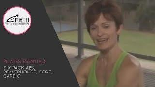 Ćwicz pilates w domu