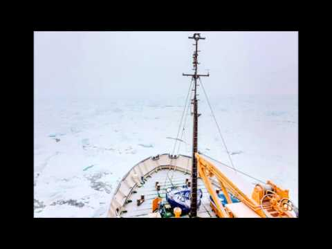 Trapped Antarctic Ship Passengers Await Being Rescued By Helicopter