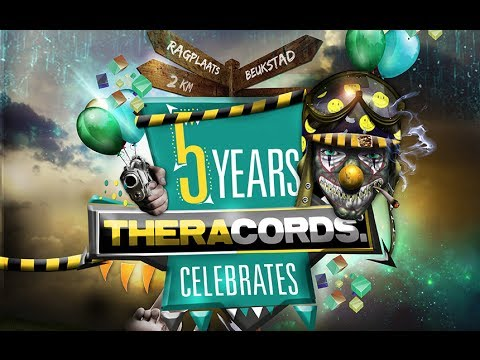 Theracords Celebrates | 21 December 2013 | Cherrymoon (BE) | Official Trailer