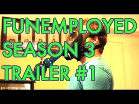 FUNEMPLOYED SEASON 3 TEASER