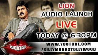 Lion Audio Launch LIVE – Balakrishna, Trisha, Radhika Apte