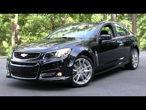 2015 Chevrolet Ss 6-spd Start Up, Road Test, And In Depth Review