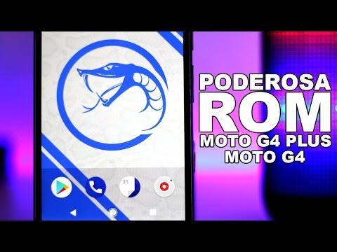 Poderosa ROM moto g4 Plus / moto g4 | Gran fruidez | tecnocat