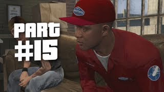 Grand Theft Auto 5 Gameplay Walkthrough Part 15 Jewel