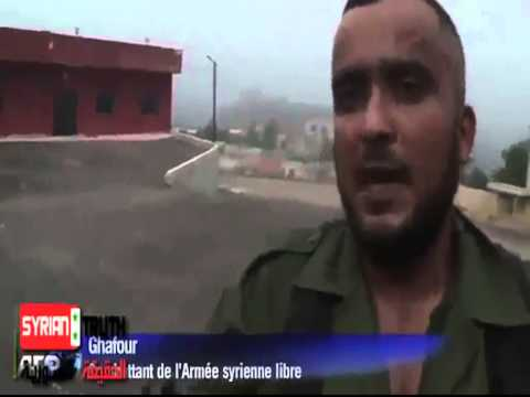 Syria   French reporter reveals recruitment of children soldiers in the so called FSA