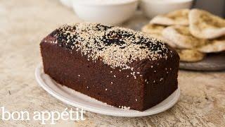Black Sesame Banana Bread Recipe from El Rey   Sweet Spots