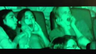 Insidious Chapter 2 Audience Heart Rate Reaction