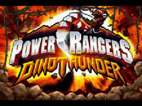 Siêu Nhân Khủng Long Sấm Sét_Dino thunder tập 11