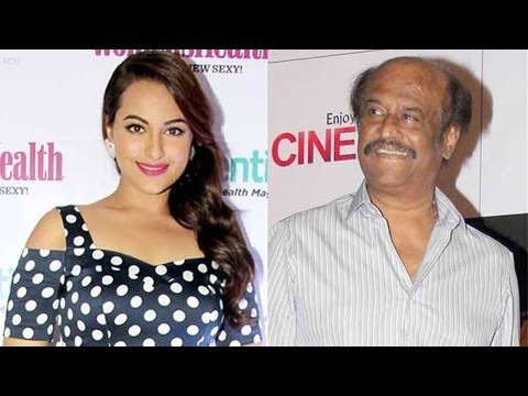 Rajinikanth's New Movie Titled Linga - Sonakshi Sinha, Anushka Shetty