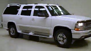 2001 Chevrolet Suburban 2500 8.1L 0-60MPH videos