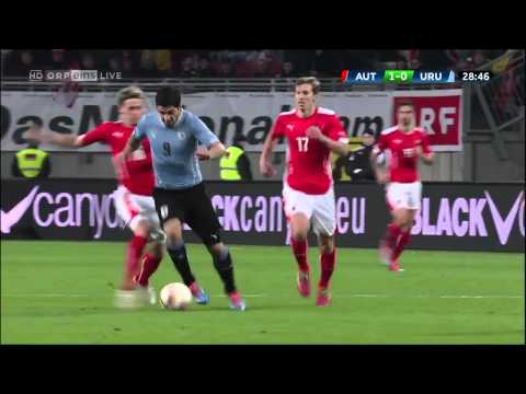 Luis Suárez vs Austria (A) Friendly 2014 HD 720p by i7xComps
