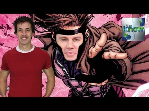 Channing Tatum is the New Gambit - The Know