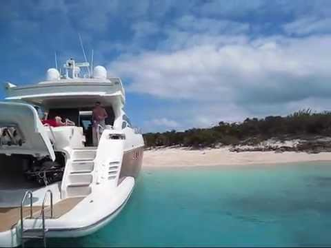 Turks and Caicos to Nassau by boat through the Exuma Islands