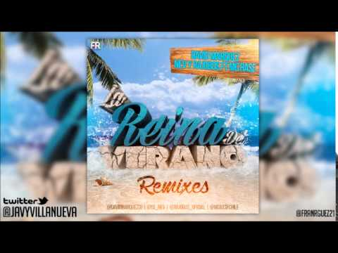 David Marquez & Nev & Rajobos Ft Mc Rase - Reina Del Verano (Javy Villanueva Official Remix)