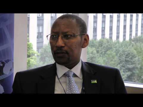 Interview with John Rwangomba, finance minister, Rwanda - IMF 2011
