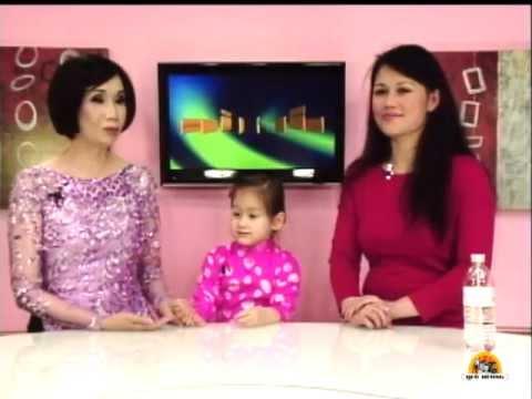 Phỏng vấn Camilla ThyThy tại đài Quê Hương