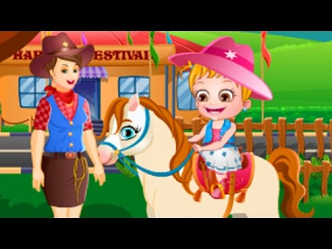 Baby Hazel Game Movie - Baby Hazel Harvest Festival - Dora the Explorer