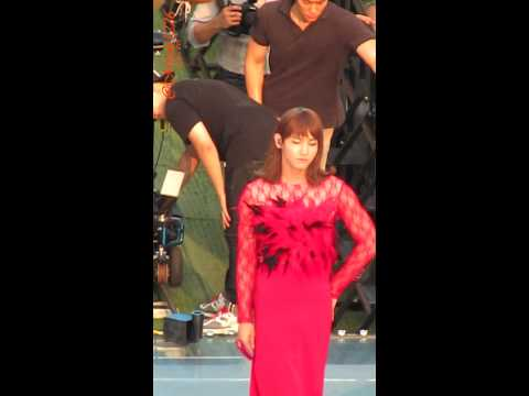 140815 SMtown concert something (changmin focus)