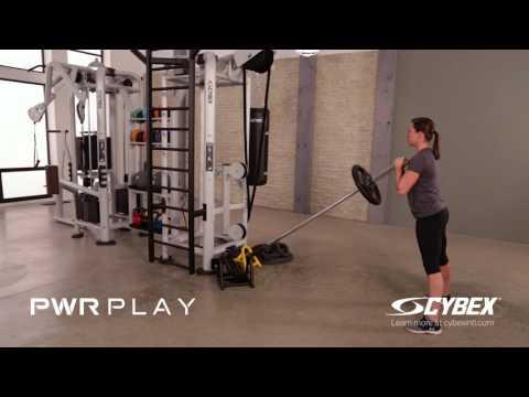 Cybex PWR PLAY - Power Pivot Squat