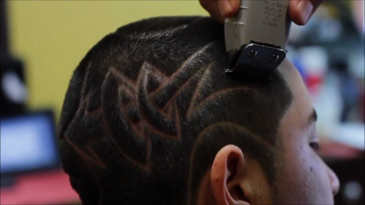 the freestyle tribal hair design hd timeless barbers