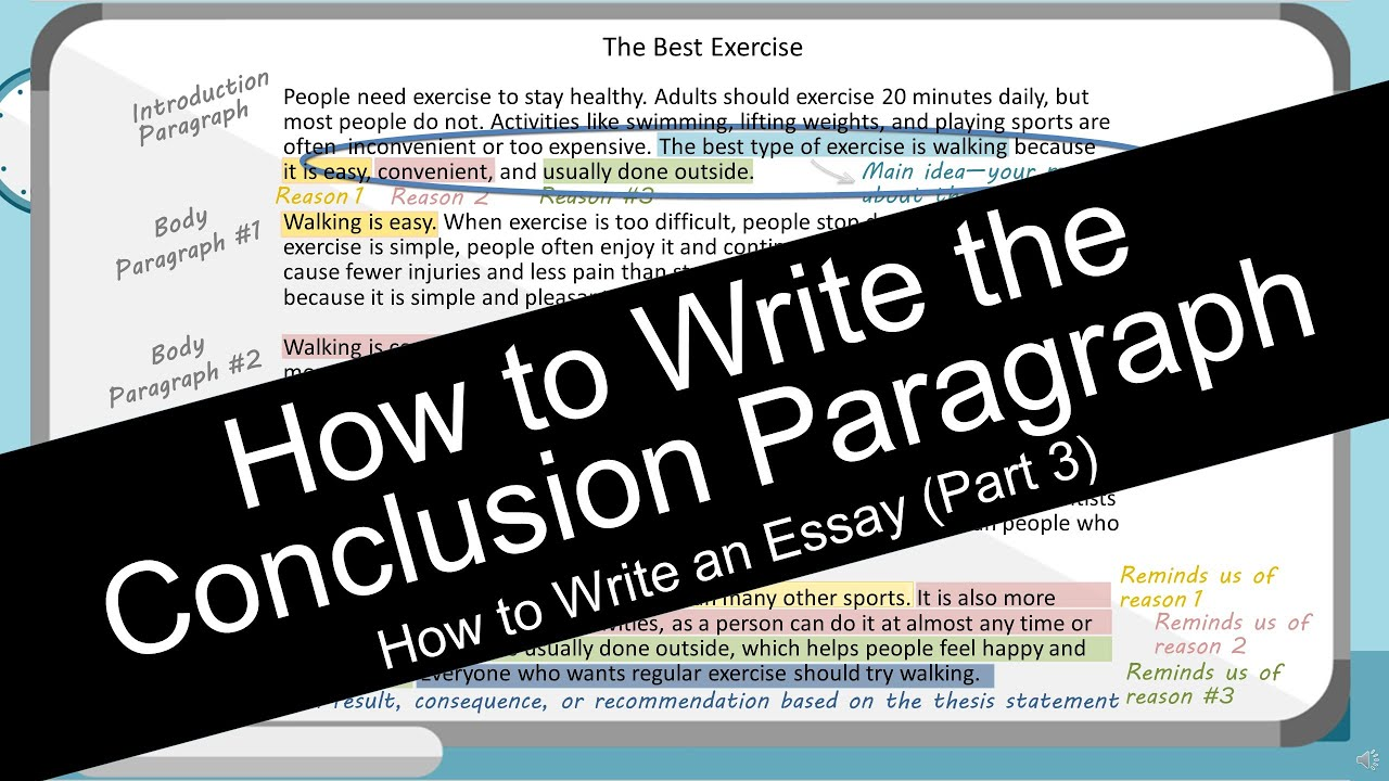 Engvid how to write an effective essay