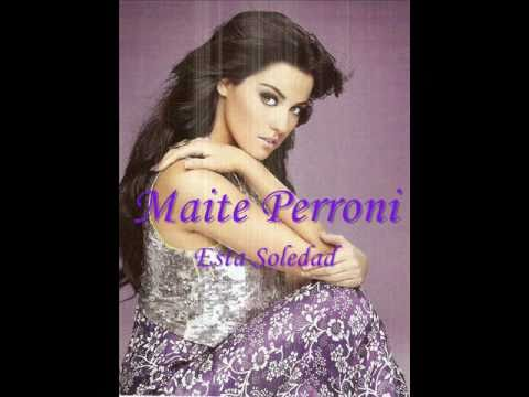 Maite Perroni- Esta Soledad ( magyar felirattal )