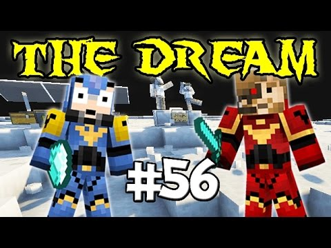 THE DREAM - Ep. 56 : Double Assaut - Fanta et Bob Minecraft Modpack