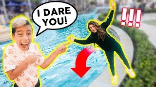 """""""YOU WON'T DO IT"""" Challenge In PUBLIC!! (WINNER GETS $10,000) 