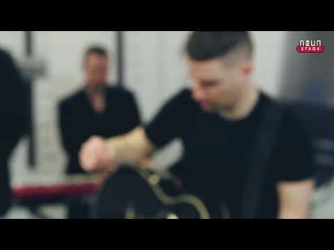 HURTS (acoustic) live at Nova Stage (Finland)