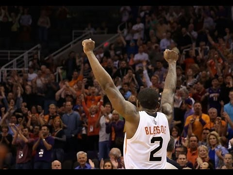 Eric Bledsoe's CLUTCH Shot Wins It For The Suns