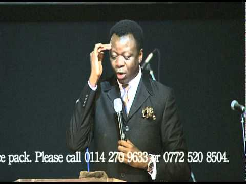 Rev Eastwood Anaba   WIVC 2011