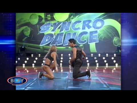 BCPy 2012 - Syncro Dance: Marly Figueredo y Guille Ortiz