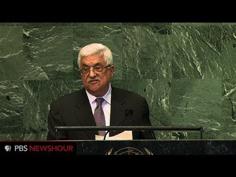 Watch Palestinian leader Mahmoud Abbas' Address to U.N. General Assembly