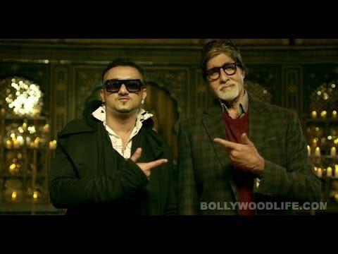 YoYo Honey Singh and Amitabh | party with bhoothnath song OFFICIAL HD.-bhoothnath return
