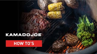 How to Start your Kamado Joe