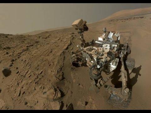 Il rover Curiosity festeggia i primi 687 giorni su Marte - Lo fa con un selfie