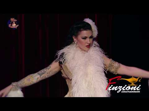 [Ultra HD-4K Burlesque] - LouLou D'vil - Sex On Legs Blues Performance