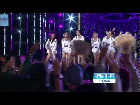 [Live]121101 KARA - STEP 2012 K-POP Collection in Okinawa