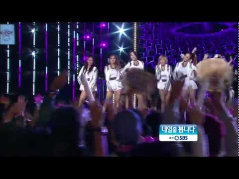 [Live]121101 KARA - STEP 2012 K-POP Collection in Okinawa