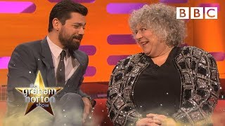 Miriam Margolyes Doesn't Know Who The Other Guests Are